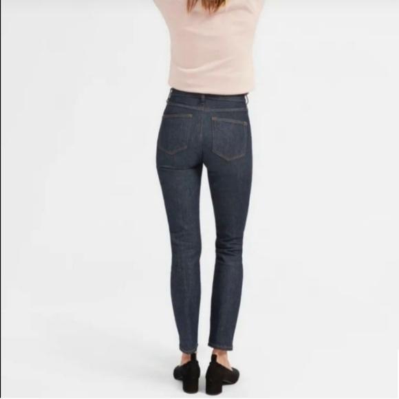 Everlane Denim - Everlane The High Rise Skinny Jean